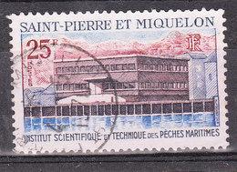 SAINT PIERRE ET MIQUELON YT 388 Oblitéré - St.Pierre & Miquelon