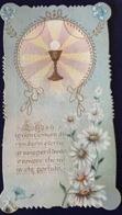 """Antico Santino Holy Card """" RICORDO PASQUALE 1926 Parrocchia S.Martino Bologna """" - Religion & Esotérisme"""