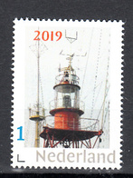 "Vuurtoren, Lighthouse : Nederland  2019 Lichtschip Nr 12 ""Noord Hinder"" - Lighthouses"