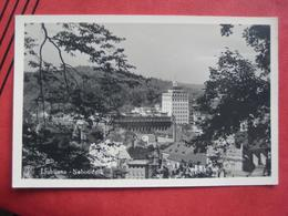 Ljubljana / Laibach - Neboticnik - Slowenien