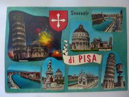 "Cartolina Viaggiata ""Souvenir Di PISA"" 1971 - Pisa"