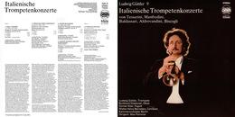 UNICUM. Superlimited Edition CD  Ludwig Guettler. ITALIENISCHE TROMPETENKONZERTE - Instrumental