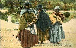 BOLIVIE(TYPE) LA PAZ(INDIEN) - Bolivie