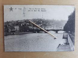LIEGE - Vue Du Pont Des Arches - Liege