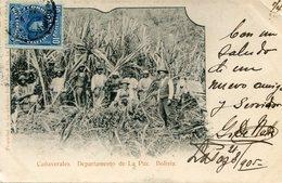 BOLIVIE(TYPE) LA PAZ - Bolivia