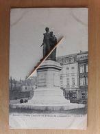 MONS - Place Léopold Et Statue De Léopold 1 Er - Mons
