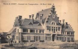 AISNE  02  JUSSY  MAIRIE  SOUVENIR DE L'INAUGURATION - 19 AVRIL 1925 - Other Municipalities