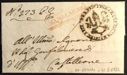 1818 ACQUALAGNA PER CASTELLEONE - Italy