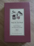 CD + Livre /   Peter & The Wolf - Sergei Prokofiev's, Gavin Friday, Bono ( U2 - Illustrations) - Classique