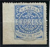 Samoa , N° 1 Oblitéré ( 3ème Tirage ) - Samoa