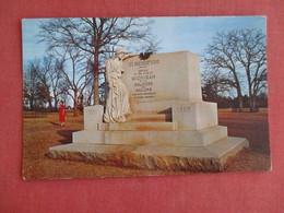 US Civill War         In Memoriam Michigan Soldiers--Andersonville Georgia     Ref 3129 - War Memorials