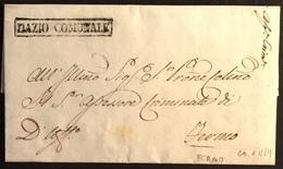 1829 FERMO PER CITTA' - Italy