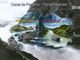 BELGIQUE 2013 - NA  30 -  Canal De Panama - Cat. 2014 - Belgique