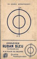 Chromo Ruban Bleu Margarine - Chromos