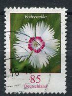 "Germany 2014 Mi.Nr.3116 Bogenmarke ""Freimarke,Blumen-Federnelke (Dianthus Plumarius) .""1 Wert Used - [7] République Fédérale"