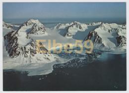 Hoelhalvøya,Magdalenefjorden (Spitsbergen, Svalbard, Norvège), Neuve - Norvegia