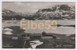 Haukelivegen (Norvège) , Europaveg 134, Haukeliseter Fjellstue, écrite - Norvegia