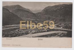 Røldal (Ostmanlid, Norvège) , Europaveg 134, Neuve - Norvegia