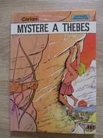 Jacques Debruyne - Corian. Tome 1. Mystère à Thèbes / EO 1985 - Livres, BD, Revues