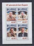 Y89. Mozambique - MNH - 2013 - Sport - Chess - Garry Kasparov - Stamps