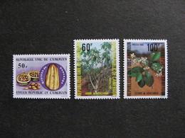 Cameroun : TB Série  N° 655 Au N° 657. GT. Neufs XX . - Cameroon (1960-...)