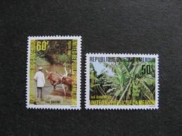 Cameroun : TB Paire N° 658 Et N° 659. GT . Neufs XX. - Cameroon (1960-...)