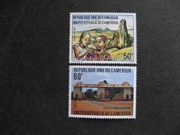 Cameroun : TB Paire N° 660 Et N° 661. GT . Neufs XX. - Cameroon (1960-...)