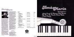 Superlimited Edition CD  Tomás Marín INTENTERPRETA A DVORAK, PAGANINI, HEIFETZ Etc. - Instrumental