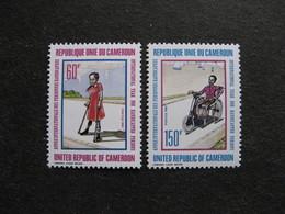 Cameroun : TB Paire N° 664 Et N° 665. GT . Neufs XX. - Cameroon (1960-...)