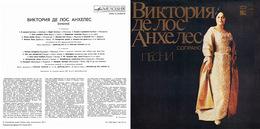 Superlimited Edition CD  Victoria De Los Angeles. THE SONGS - Musiques Du Monde
