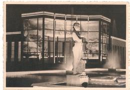 Cpm Belgique Liège Expo 1939 Palais Du Commissariat Général Illuminé - Liege