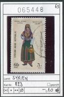 Syrien - Syrian Arab Republic - Syrie - Michel 823 - Oo Oblit. Used Gebruikt - Siria