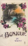 Un Bonjour De Wavre (1934) - Wavre