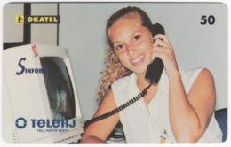 BRASIL G-778 Magnetic TeleRJ - Used - Brasilien