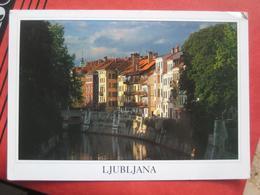 Ljubljana / Laibach - Gallusovo Nabrezje Ob Ljubljanici - Slowenien