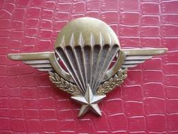 Brevet Parachutiste Matriculé ( Algérie 1957 ) . Drago Romainville - Armée De Terre