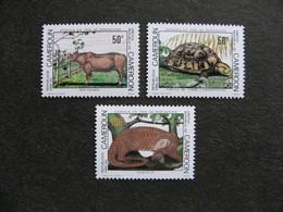 Cameroun : TB Série  N° 671 Au N° 673. GT. Neufs XX . - Cameroon (1960-...)