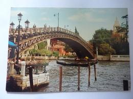 """Cartolina Viaggiata """"VENEZIA Ponte Dell'Accademia"""" 1972 - Venezia"""