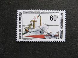 Cameroun- TB N° 676, GT. Neuf XX. - Cameroon (1960-...)