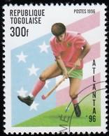 TOGO - Scott #1698 Atlanta '96 Olympic Games, Men's Field Hockey / Used Stamp - Summer 1996: Atlanta