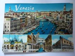"Cartolina Viaggiata ""VENEZIA"" 1967 - Venezia"