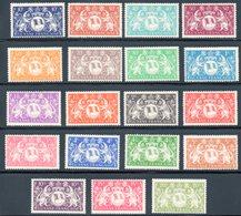 GUYANE / Postes N° 182 à 200 Neufs ** - French Guiana (1886-1949)
