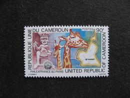 Cameroun- TB N° 684, GT. Neuf XX. - Cameroon (1960-...)