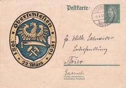 OBERSCHLESIEN, 1921-1931 - Cartes Postales