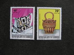 Cameroun : TB Paire N° 685 Et N° 686. GT . Neufs XX. - Cameroon (1960-...)
