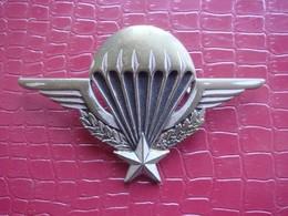 Brevet Parachutiste Matriculé ( Algérie 1959 ) . Drago Romainville - Armée De Terre