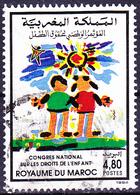 Marokko - Rechte Der Kinder (Mi.Nr.:1248) 1994 - Gest Used Obl - Maroc (1956-...)