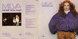Superlimited Edition CD Milva. ICH HAB' KEINE ANGST - Disco, Pop