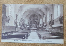 39 Valempoulières - Intérieur De L'église - France