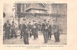 ¤¤   -   PLOËRMEL  -  Les Expulsions Des Frères  -  Surty Se Rend Chez Mlle BUFFET    -  ¤¤ - Ploërmel